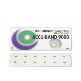 Magnets Accu-Band 9000 GAUSS - gold plated