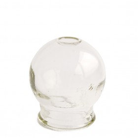 Glass cup - 3,5*5cm