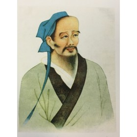 Poster - Portrait of Hua Tuo