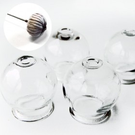 15 glass cups kit